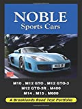 Noble Sports Cars: Road Test Portfolio