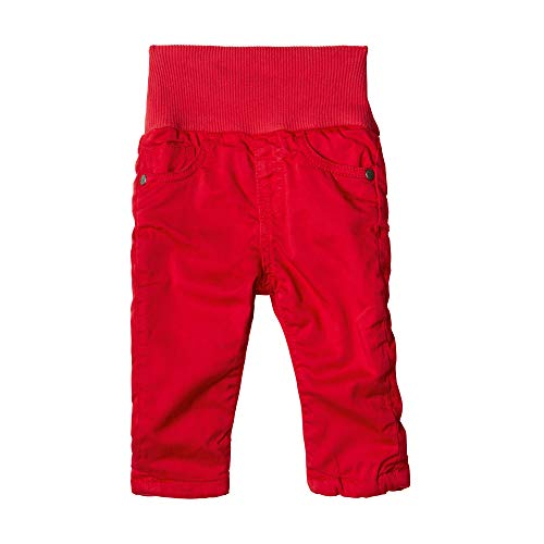 Steiff Hose Pantalon, Rouge (Tango Red 4008), 68 Bébé garçon
