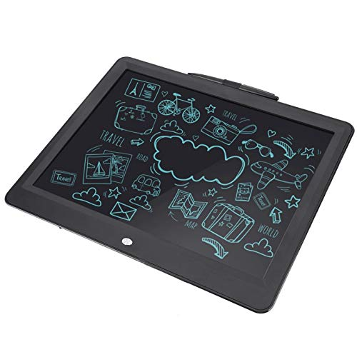 Socobeta Mini Almohadillas de Escritura a Mano ultrafinas sin Papel portátiles seguras Tableta de Escritura Duradera para Regalo de niños, Oficina