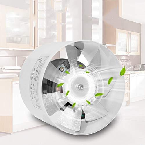 Ventilador de ventilación doméstico Tubo De Escape Silencioso Ventilador De Pared Baño 4 Pulgadas Ventana De Ventilación De Tipo Ventilador For 100MM LITING