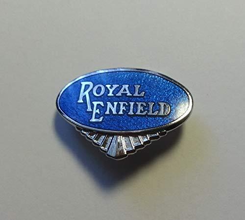 Unbekannt Royal Enfield Anstecknadel Emaille