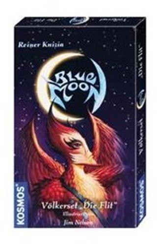 Kosmos - Blue Moon - Vlkerset Die Flit