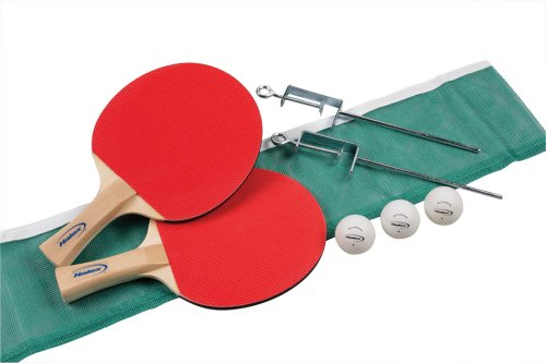 Best Review Of Halex 57285 Velocity 3.5 Two-Player Table Tennis Set