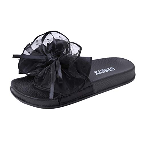 DIPOLA Damen Sandalen beugen Mode einteiliges Set Fußpeeling Hausschuhe Bequeme Damen Flip-Flops Slip