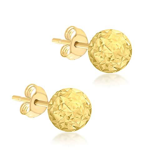 Carissima Gold Pendientes de mujer con oro amarillo de 9 k (375)