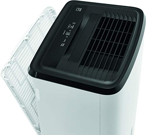 Frigidaire FFAD5033W1 Portable Dehumidifier 50 Pint, White
