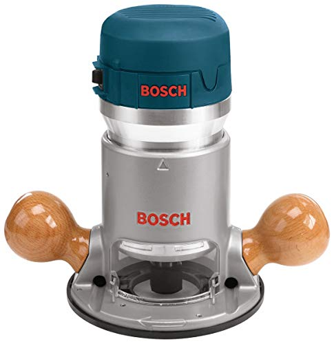 Bosch 1617 11 Amp 2 HP Fixed Base Router