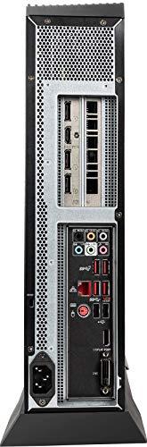 MSI Trident A 9SI-809EU Desktop-PC Gaming, Intel Core i5-9400f, NVIDIA GTX 1660 Super 6GB, 8GB RAM, 1TB HDD und 1TB SSD, RGB Mystic Light, Windows 10 Home