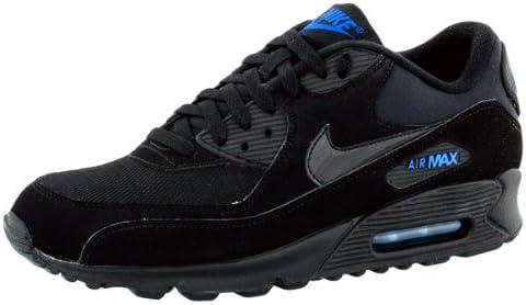 Nike Air Max 90 Black Blue Spark Nero Blu 309299 – 906, Uomo, nero ...