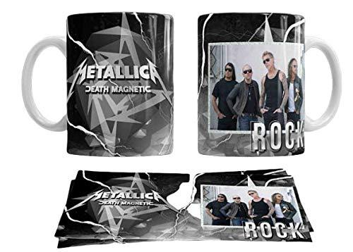 Los Eventos de la Tata. Tazas de Metallica