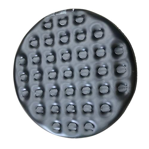 ALEKO Inflatable Round Insulator Top for 6-Person Inflatable Hot Tub - Black