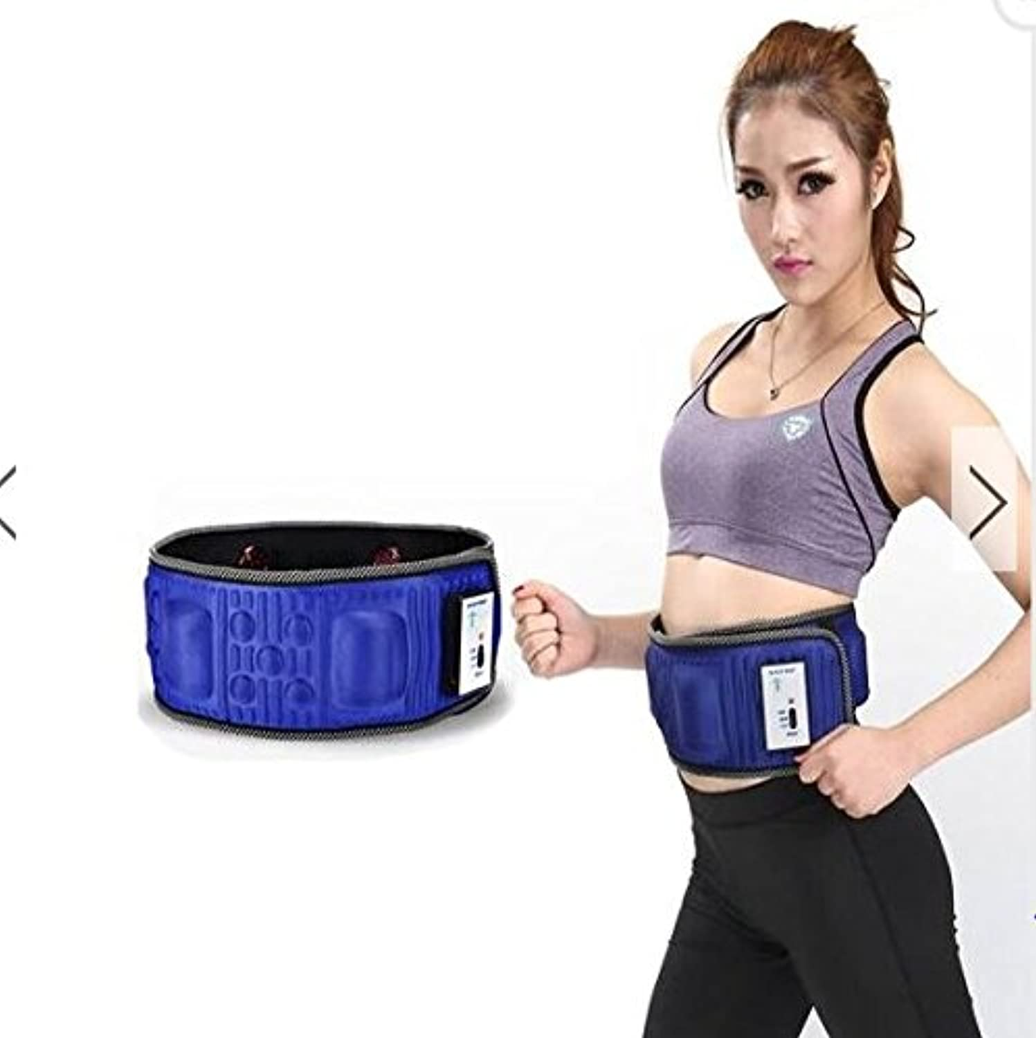 X5 Times Vibration Slimming Massage Rejection Fat Weight Loss Belt by SiamsShop