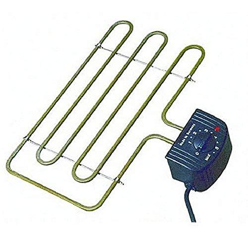 Peetz Elektroheizung für Räucherofen