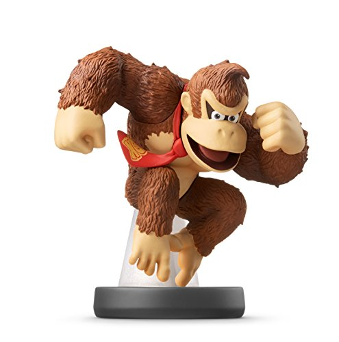 Smash Donkey Kong Amiibo Figur - 2
