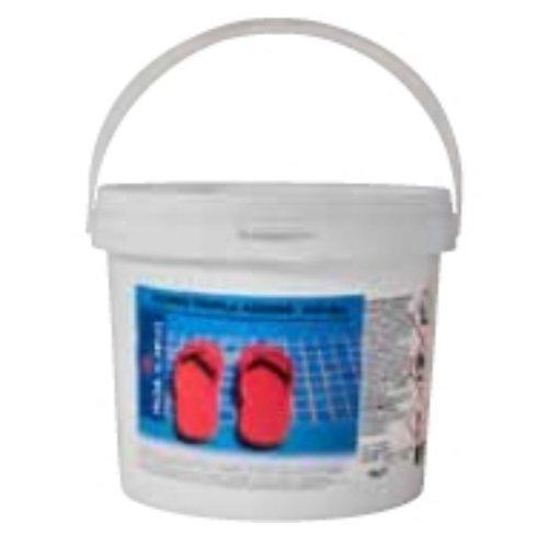 Lapi - 5 kg Secchio BROMO pastiglie 20 Grammi per Acqua Piscina Prodotto da Azienda certificata Made in Italy