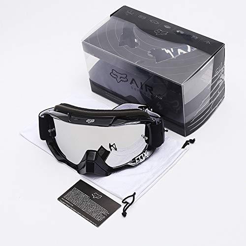 Rzj-njw Skibrille New COPOZZ Marke doppelte Schichten UV400 Anti-Nebel großer Ski-Maske Brille Skifahren Männer Frauen Schnee Snowboardbrillen,B