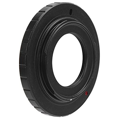 Eosnow C‑N1 Adapterring, sorgfältiges Schweißen Präzise und genaue Verarbeitung C‑N1 Objektivadapterring für Nikon J1/J2/J3/J4/J5/V1/V2/V3 für C-Mount-Objektive
