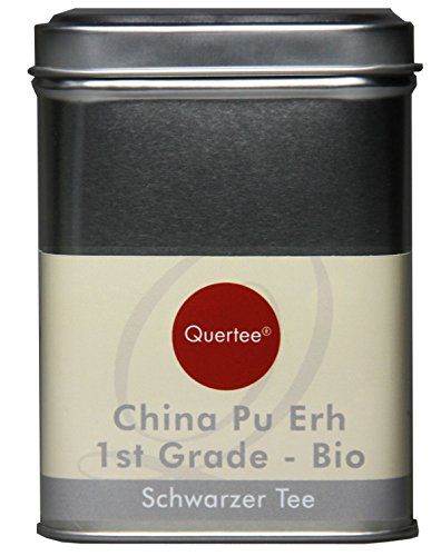 Quertee - Bio - Schwarzer Tee -