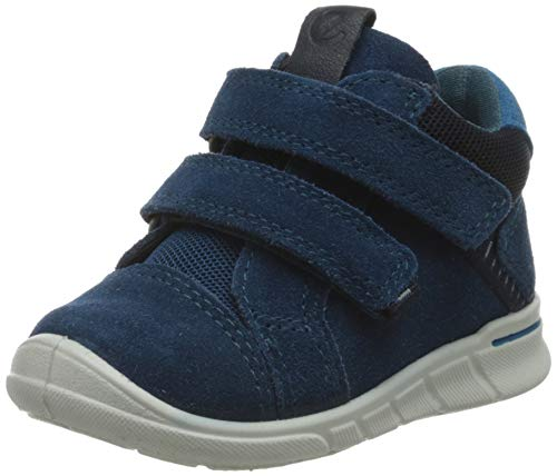 Ecco Baby Jungen First Sneaker, Blau (Poseidon 5269), 23 EU