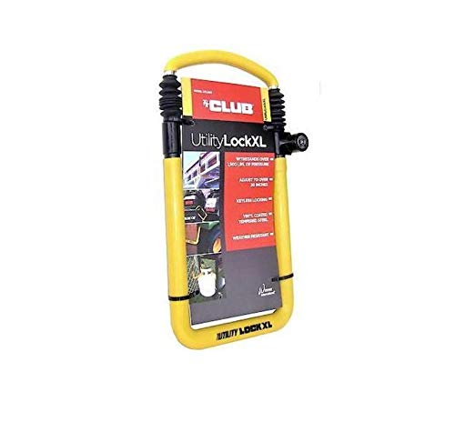 The Club UTL800 Utility Lock