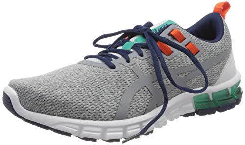 ASICS Gel-Quantum 90, Zapatillas de Running Hombre, Piedmont Grey Sheet Rock, 42 EU