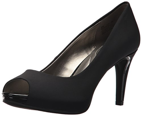 Bandolino Footwear Women's Rainaa Pump, Black, 9.5