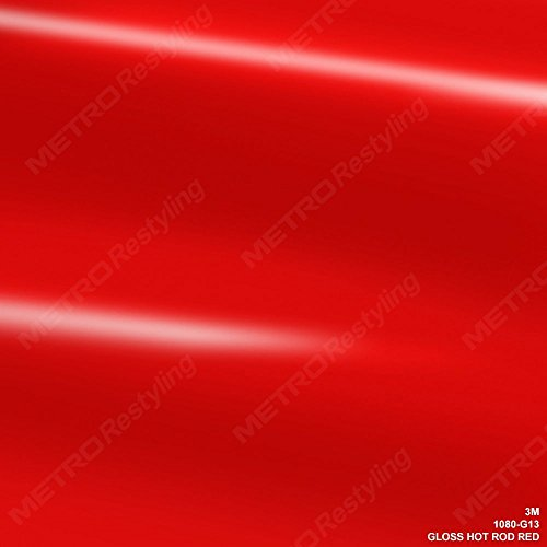 Top matte red vinyl wrap for 2021