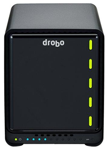 【日本正規代理店品】 Drobo 5N2 NASケース(3.5インチ×5bay) ギガビットイーサネット×2 PDR-5N2