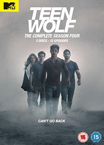Teen Wolf: The Complete Season Four [Edizione: Regno Unito] [Edizione: Regno Unito]
