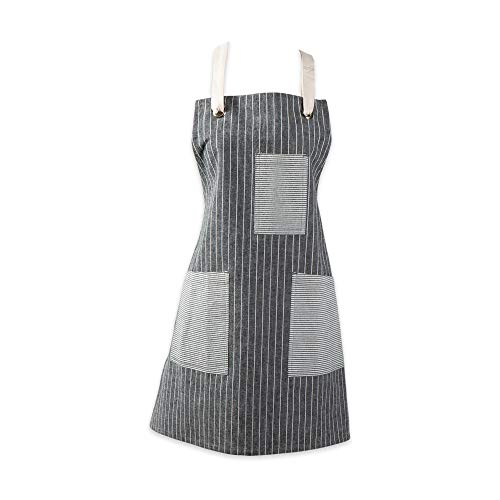 DII Pantry Collection Apron, One Size, Stripe