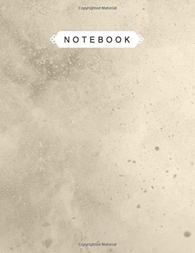 Notebook: Banana Mania Chalk Powder…