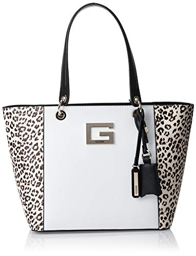 GUESS Tote, Shoulder Bag, Leopard Multi