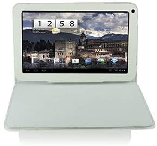 """3Go CSGT09 - Funda para Tablet de 10"""", Color Blanco"""