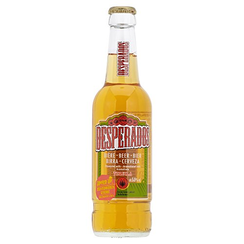 Desperados Biermischgetränk mit Tequila (1 x 0.33 l)