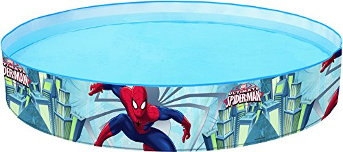 Bestway - Piscina para niños Spiderman (bw98010)