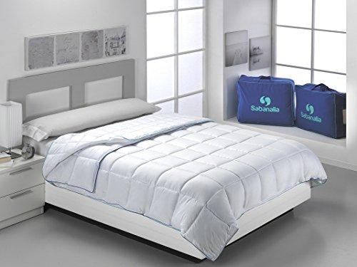 SABANALIA - Nórdico 4 Estaciones Xtreme 150 + 350 grs/m² (Varios tamaños Disponibles), Cama 180-260 x 240