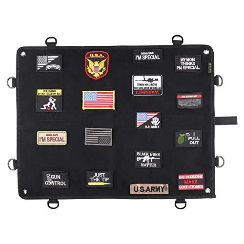 Kosibate Patch Display Board, Tactical Morale...