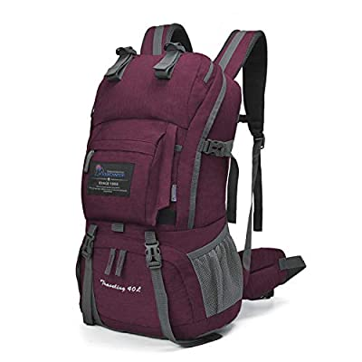 mountaintop traveling 40 L pack