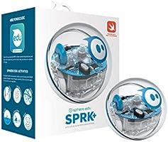 Sphero K001ROW SPRK+ STEAM Programmeerbare robot voor mobiele telefoon, transparant