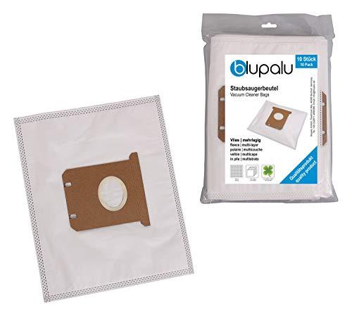 blupalu I Staubsaugerbeutel für Staubsauger AEG Electrolux Essensio AEO 5430 2200 Watt I 30 Stück I mit Feinstaubfilter