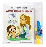 Maletín de cuentos de Lucía, mi pediatra: Con un termómetro y una jeringa de juguete (Libros para regalar)