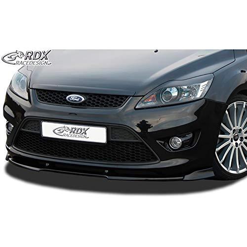 Frontlippe Front Ansatz Vorne Spoilerlippe 2015+ RDX Frontspoiler VARIO-X Focus 3 ST Facelift