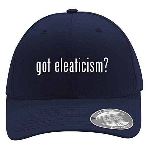 got Eleaticism? - Men's Flexfit Baseball Cap Hat, Dark Navy, Large/X-Large