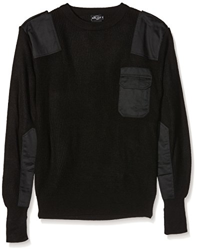 Mil-Tec BW Pullover schwarz 48