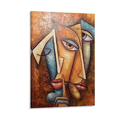 Secret by Jiri Petr - Póster decorativo para pared (60 x 90 cm)