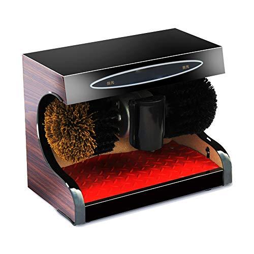 Pulidoras eléctricas de zapatos de 45 W, pulidora automática para zapatos, cepillo...