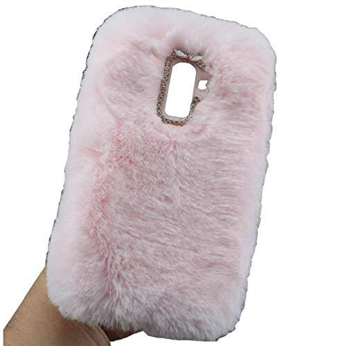 Schutzhülle für Lenovo Vibe K4Note/X3 Lite/A7010, flauschige Wolle, süßes Villi, Winter, warm, weich, schmal, künstlicher Lichtschutz, dünne Hülle für Lenovo Vibe K4 Note, Pink
