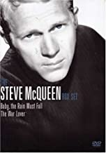 The Steve McQueen Boxed Set: (Baby / the Rain Must Fall / The War Lover)