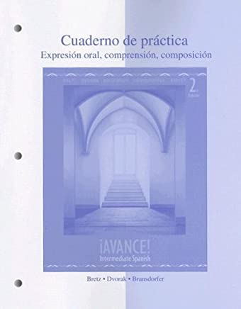 Cuaderno de Practica: Intermediate Spanish (Spanish Edition) by Bretz, Mary Lee Published by McGraw-Hill Humanities/Social Sciences/Languages 2nd (second) edition (2007) Paperback