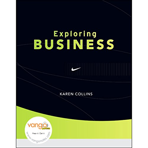 VangoNotes for Exploring Business cover art